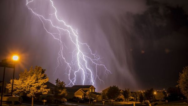 Insurance agents may want to discuss the potential for lightning damage with homeowners' insurance clients and make sure they don't have any gaps in coverage. (Photo: Shutterstock)