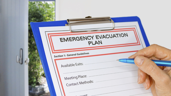 Families need emergency preparedness plans as much, if not more, than businesses do. (Photo: Thinkstock)
