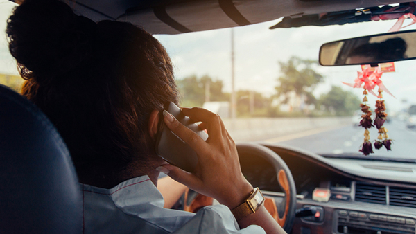 While sometimes distracting, technology can help keep drivers safe. (Photo: Shutterstock)