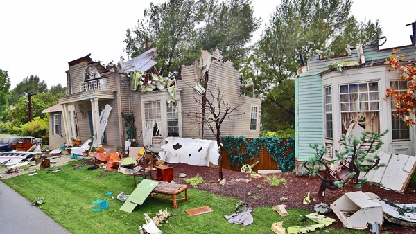 Tornadoes strike with little warning, but taking simple precautions can help mitigate some of the damage. (Photo: Shutterstock)