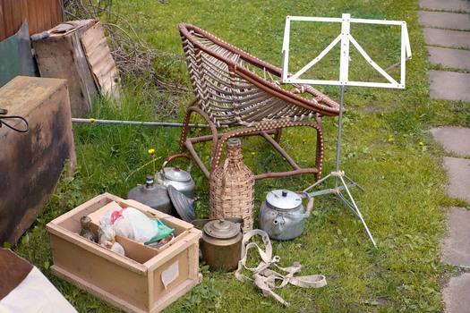 Backyard items