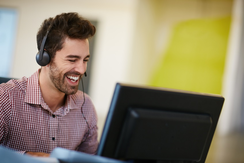 When it comes to communicating with customer support agents, eWeek has reported that the majority of consumers prefer text messaging over a phone call or email. (Photo: iStock)