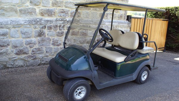If you the insured is used to getting to work in a golf cart, and that golf cart is destroyed in a home fire, ALE should cover the cost of replacing that golf cart transportation. (Photo: iStock)