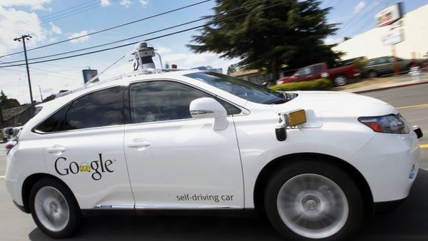 The legislation is the U.S. government's first major step toward establishing a clear regulatory framework for autonomous vehicle deployment. (AP Photo/Tony Avelar, File)