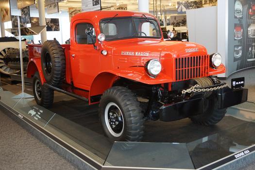 1954 Dodge Power Wagon Pickup