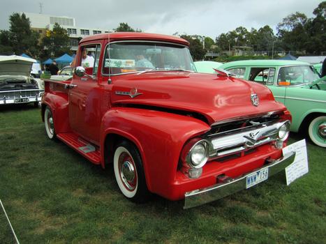 1956 Ford Big Window Pickup