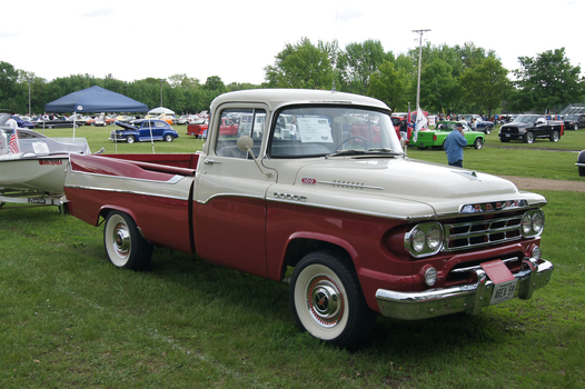 1959 Dodge Sweptside Pickup