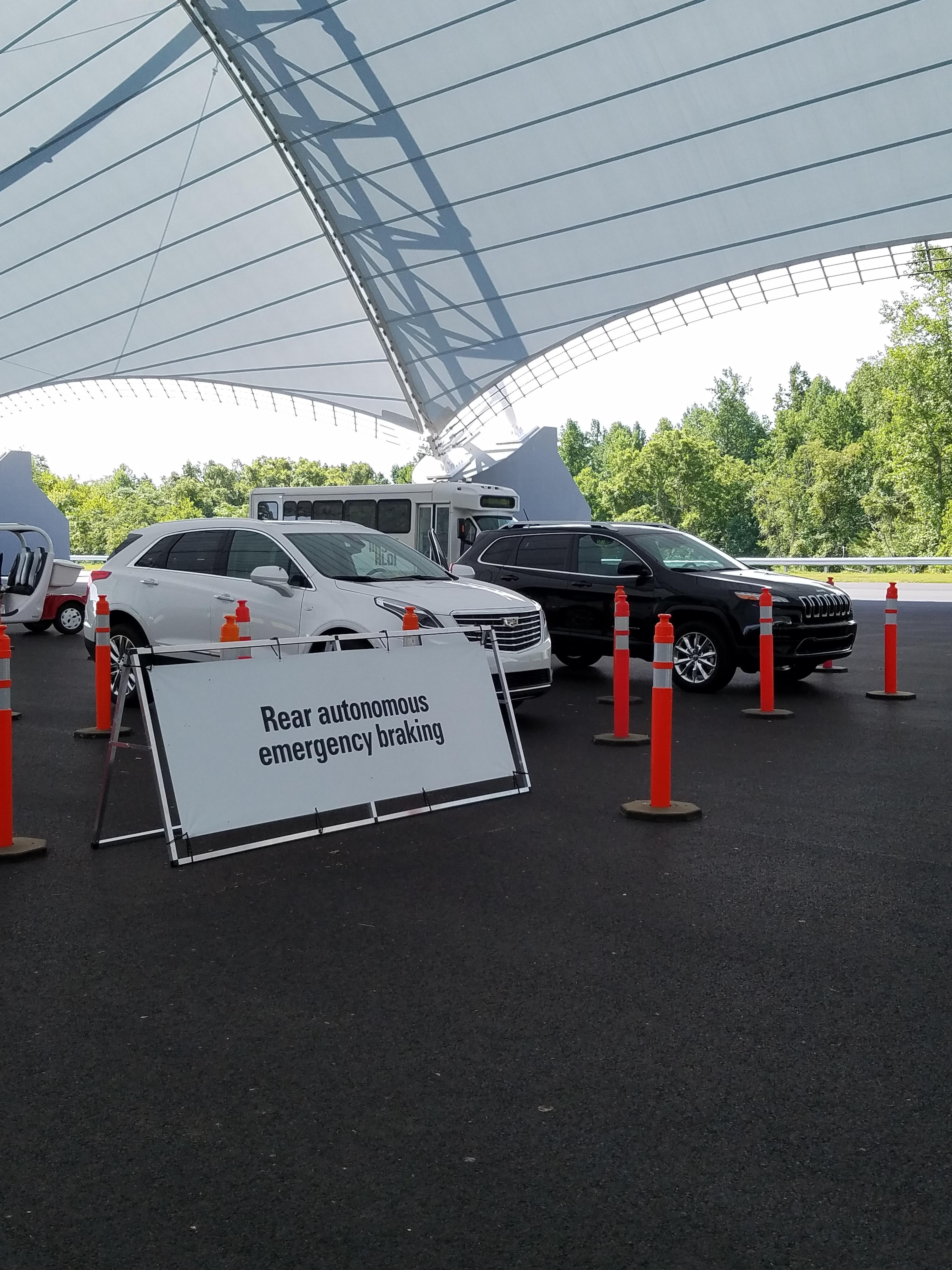 testing semi-autonomous cars