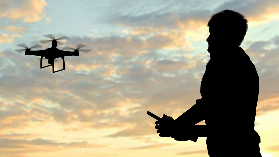 There are currently well over a million drones in the United States. (Photo: iStock)