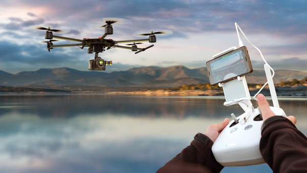 Currently, only Oklahoma will allow an individual who is unaffiliated with a government agency to shoot down a drone. (Photo: iStock)