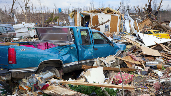 If a disaster strikes where you live, would you be ready? (Photo: Shutterstock)