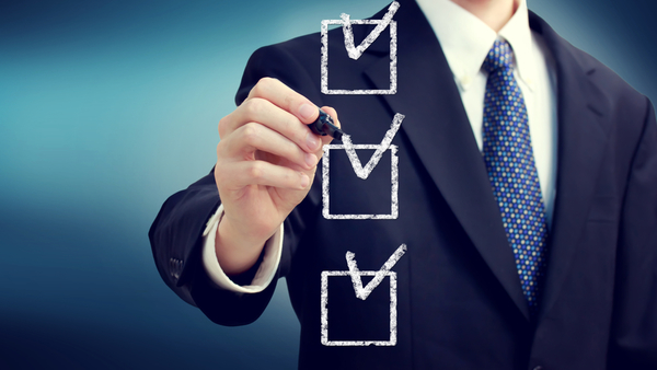 You can create any kind of agenda you need for any given situation. (Photo: iStock)