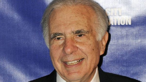 Carl Icahn denied profiting from his advice-giving role — a possibility raised by critics who had asked administration officials to investigate his work. (AP Photo/Henny Ray Abrams, File)