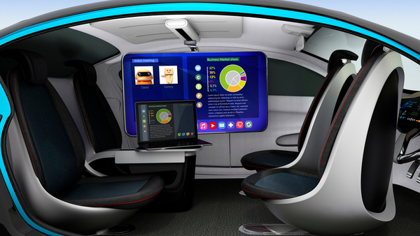 The SELF DRIVE Act represents a significant first step for federal regulation of autonomous vehicles. (Photo: iStock)