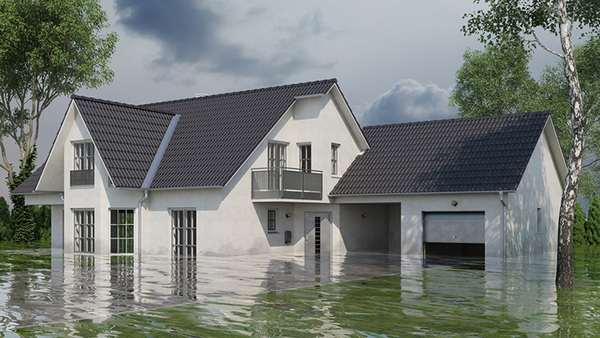 Learn about your area's flooding risks to decide whether you should purchase flood zone insurance to protect your home. (Photo: Shutterstock)