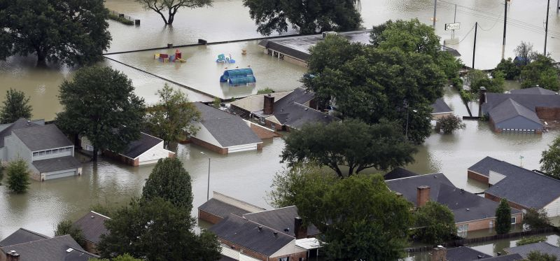 Evictions, Foreclosures On Hold in Harvey's Wake