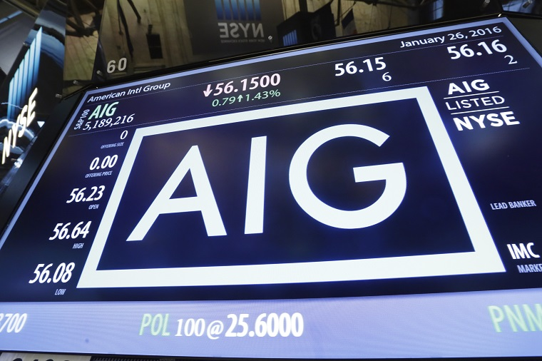 Part of your strategy for taking AIG forward involves strengthening reserves and growing the business. What's involved in those processes?
