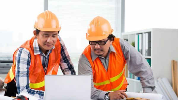 Many construction firms do not have a cybersecurity protocol in place, thus making them more susceptible to cybercrimes. (Photo: Shutterstock)