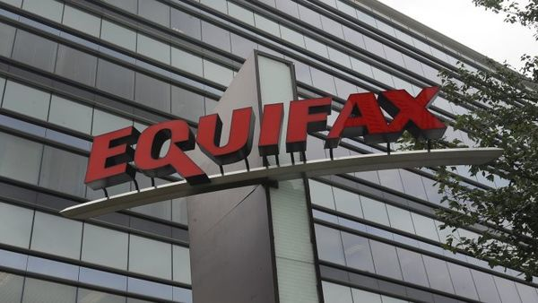 Credit monitoring company Equifax says a breach exposed social security numbers and other data from about 143 million consumers. (AP Photo/Mike Stewart)
