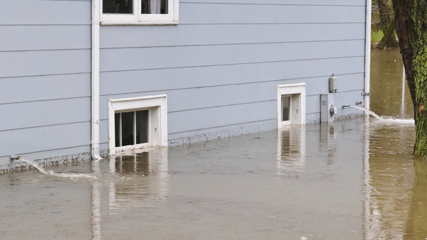 General flooding along with water that backs up through sewers or drains is often excluded from homeowner's policies. (Photo: