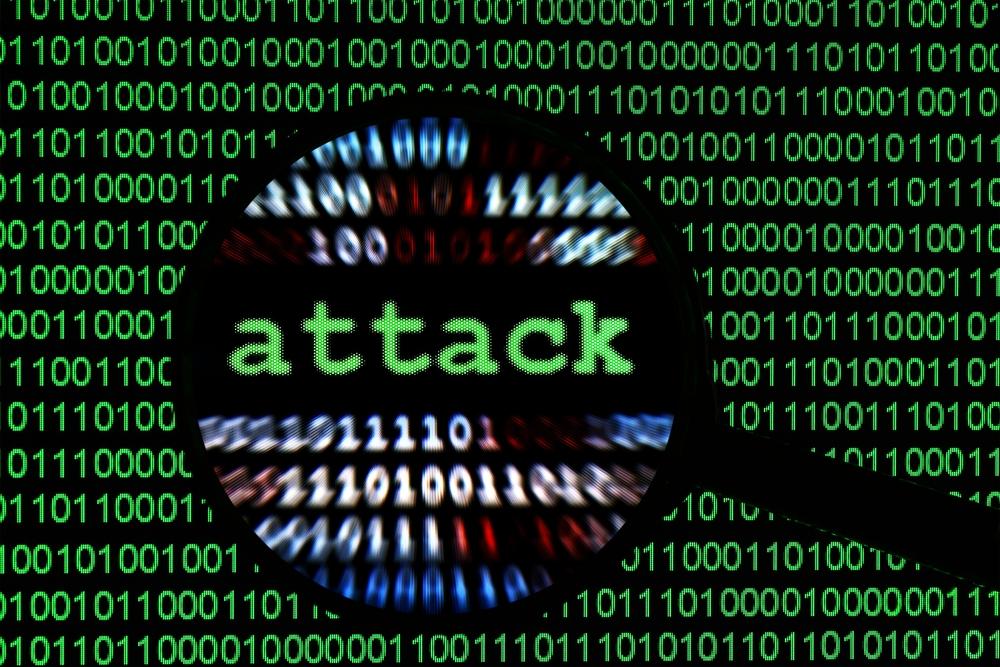 cyber attack code