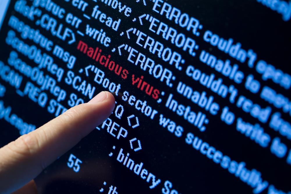 cyber security breach code