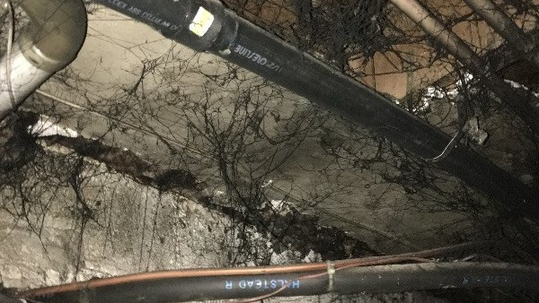 Soot damage from a puffback can cause an extensive amount of damage throughout a structure. (Photo: HVACi)