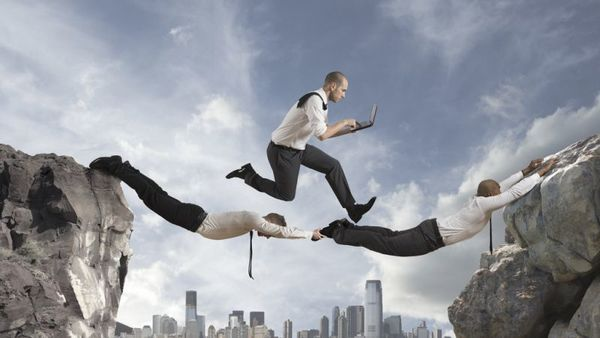 Here's how you can build a solid foundation for your team members and clients. (Image: Fotolia)
