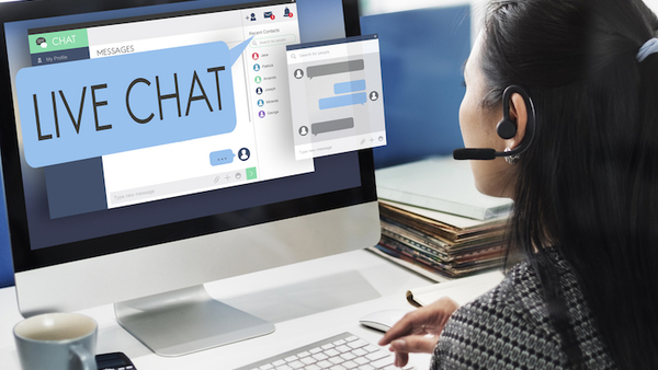 Social media support and chatbots are emerging as efficient of customer service methods. (Source: Shutterstock)