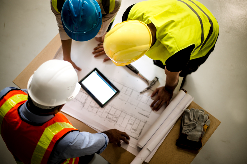 There will be an increase in larger public infrastructure construction projects using the public-private partnership (P3s) model. (Photo: iStock)