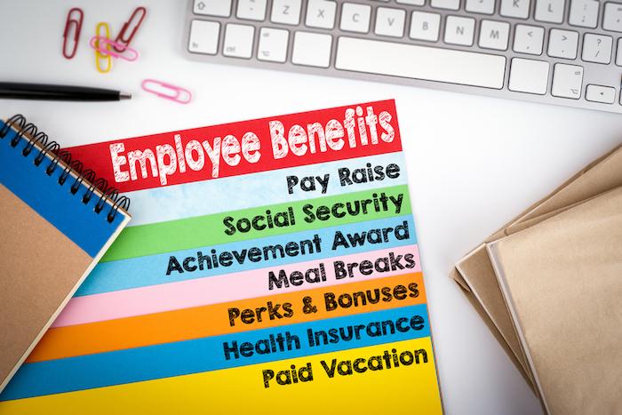 Increasing employee benefit costs