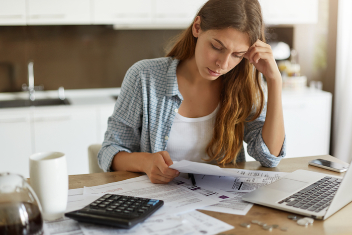 Consumer worry over financial risks, bills, affordability