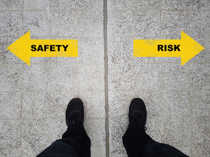 Personal safety concerns and risks