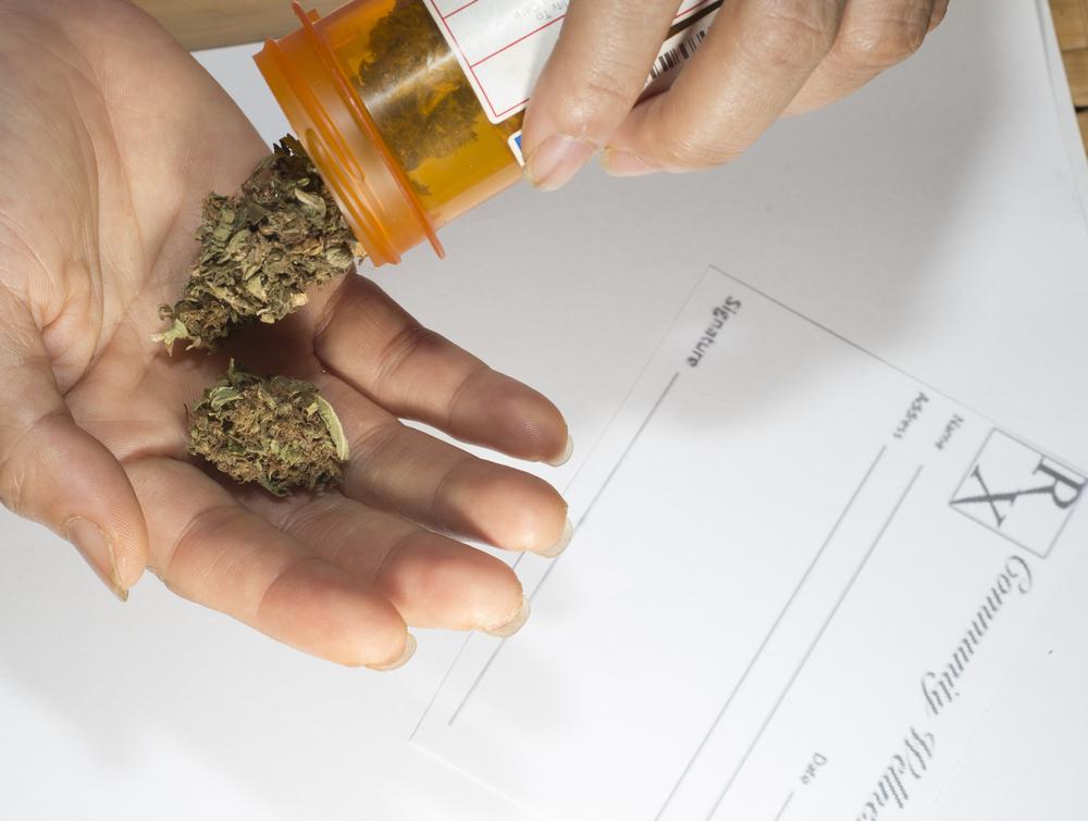 Medical marijuana usage