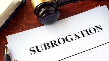 Building a successful property subrogation program