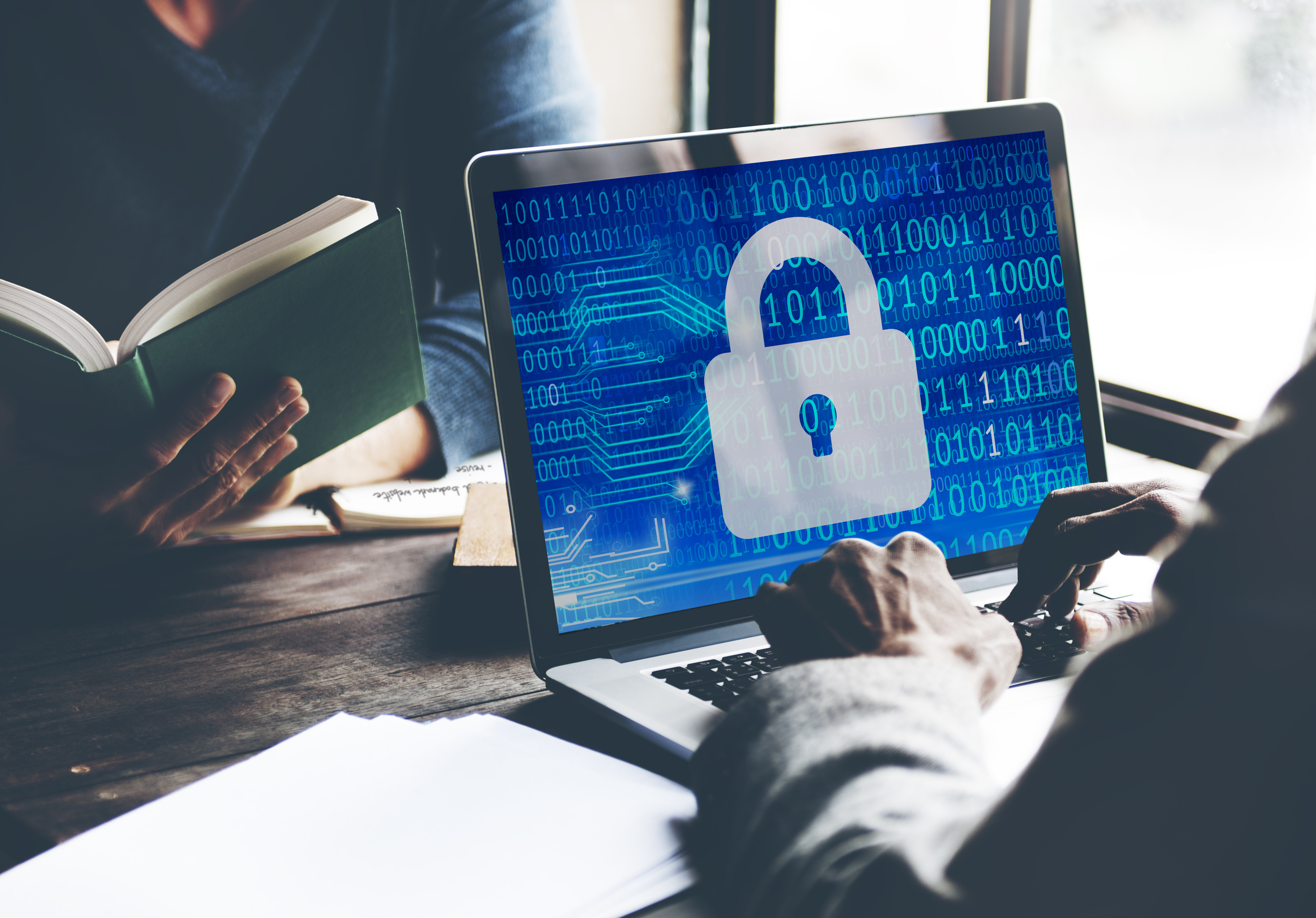 "The NAIC's Insurance Data Security Model Law defines a Insurance Data Security Model Law Insurance Data Security Model Law defines a ""cybersecurity event"" as any act that results in unauthorized access to and misuse of company data. (Photo: iStock)"