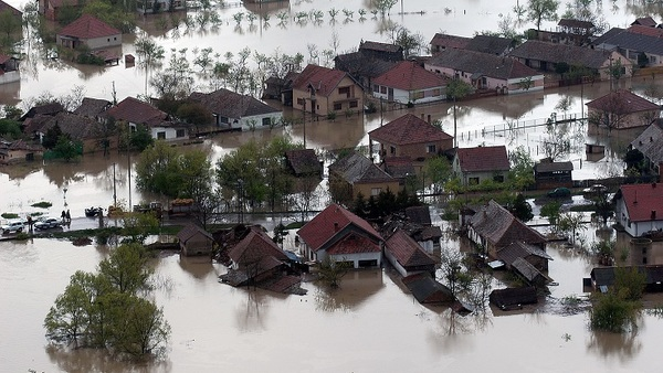 Floods are the most common natural disaster in the United States. (Photo: iStock)