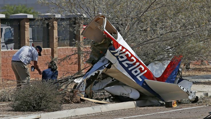 Fatal crashes by private aircraft in U S  are lowest in 50