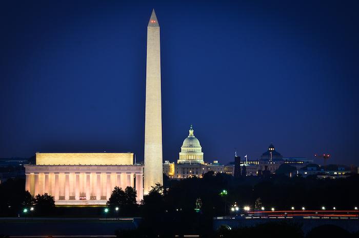 Washington, D.C. monuments