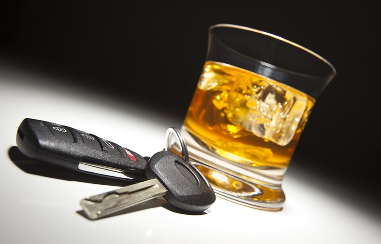 In 2015, nearly 1.1 million drivers were arrested for driving under the influence of alcohol or narcotics, according to the CDC. (Photo: Shutterstock)