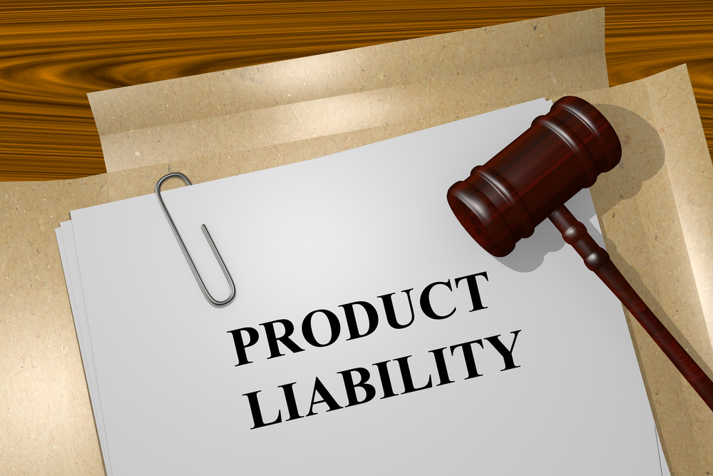 product liability and gavel