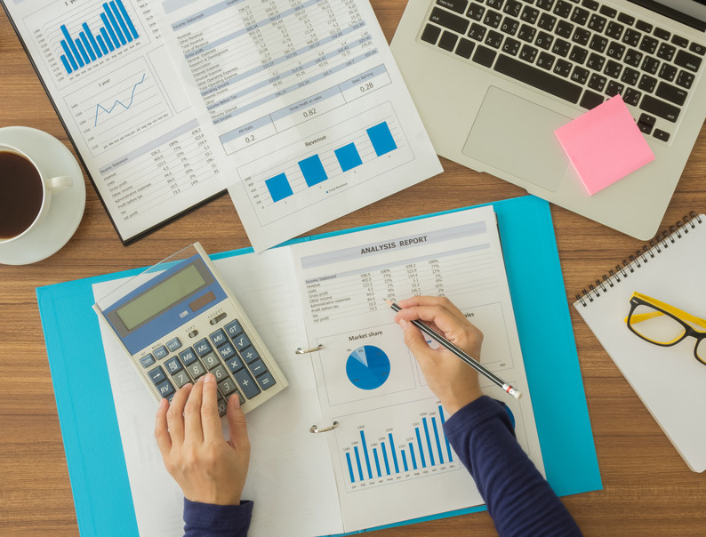 Business accounting fees after a loss are sometimes deemed an extra expense. (Photo: iStock)