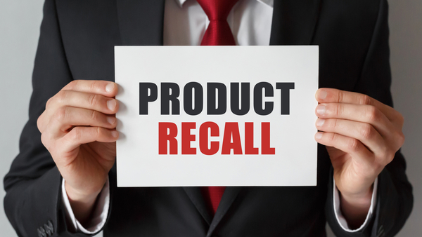 The average cost of a significant product recall is $12 million. (Photo: Shutterstock)