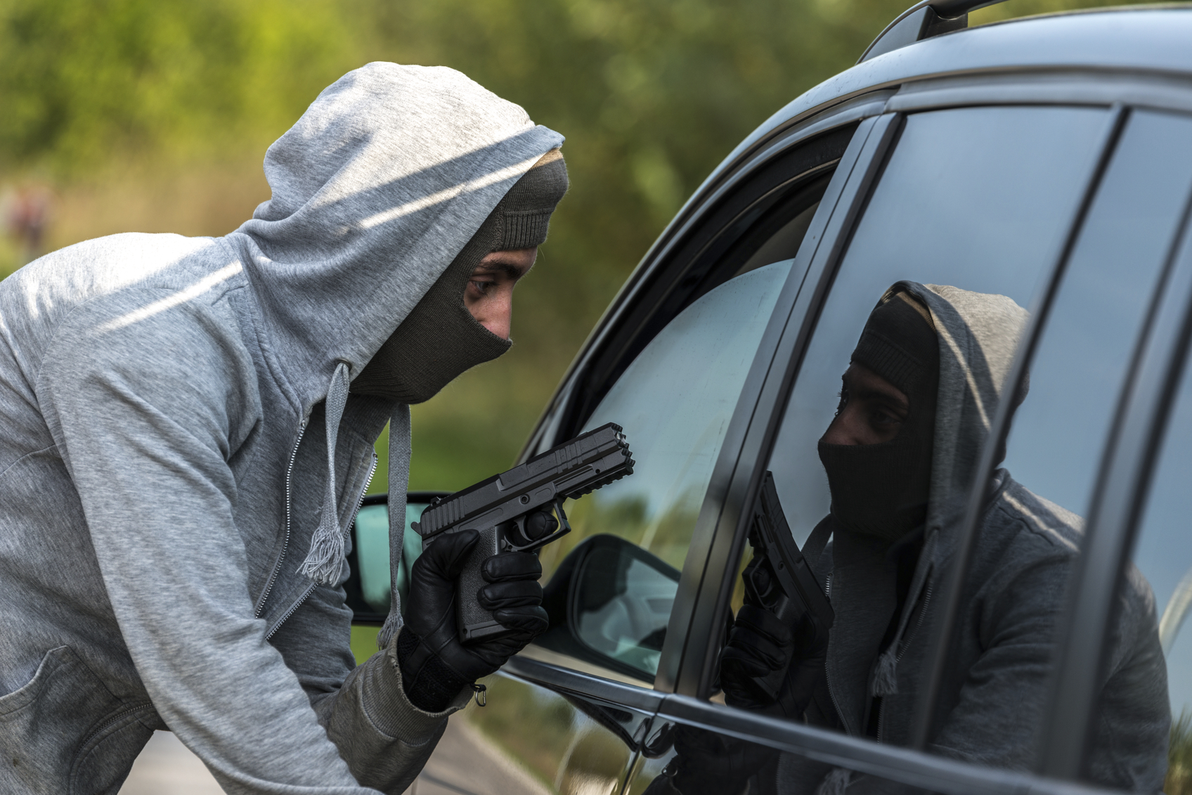 Christmas Eve is the 7th most popular holiday for vehicle theft, according to the National Insurance Crime Bureau. New Year's Day tops a list of most vehicle thefts by holiday compiled by the Insurance Information Institute. (Photo: iStock)