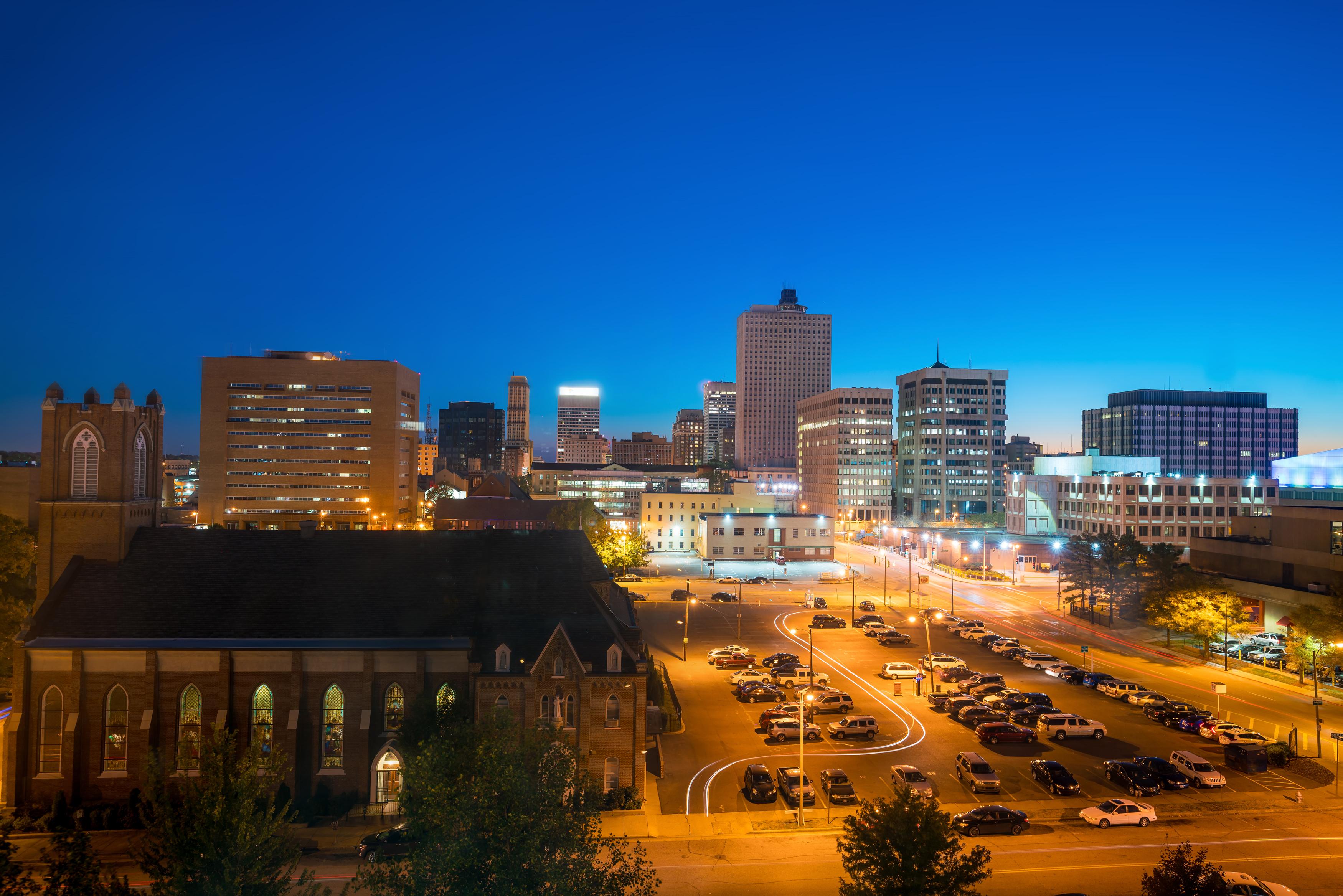 Memphis streets