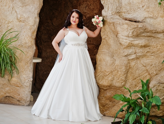 Overweight bride