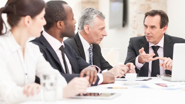 A successful collaboration between consultants and insurers involves setting clear, specifically defined goals at the outset. (Photo: Shutterstock)