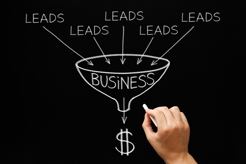 Of course, the holy grail of marketing is generating new leads. (Photo: iStock)