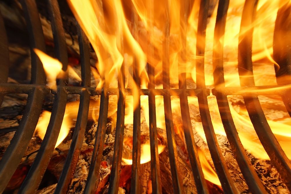 Five out of six (83%) grills involved in home fires were fueled by gas while 13% used charcoal or other solid fuel, according to the National Fire Protection Association (NFPA).