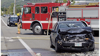 Dealing with the rising costs of car crashes
